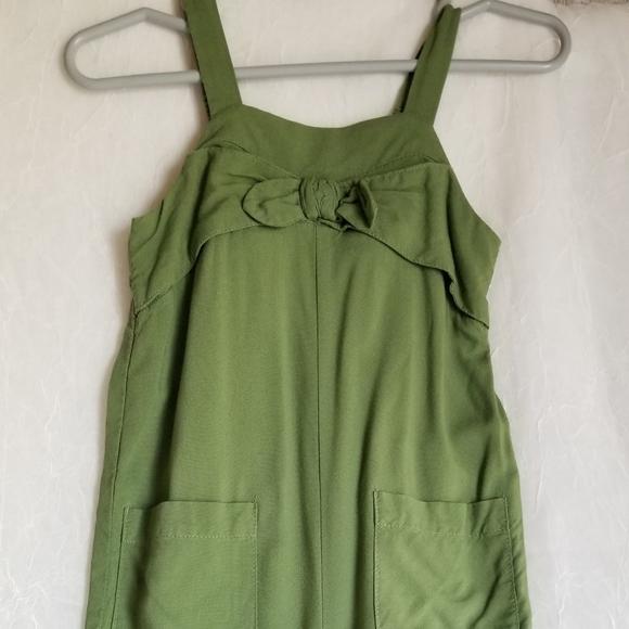 👑 OshKosh 12m Jumper Olive Green